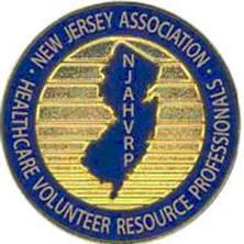 New Jersey Association Healthcare Volunteer Resource Professionals logo