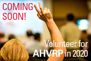 coming soon call for volunteers woman raising hand
